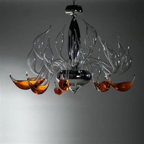 Lu Light l chandelier lu 0 for a modern interior lighting design