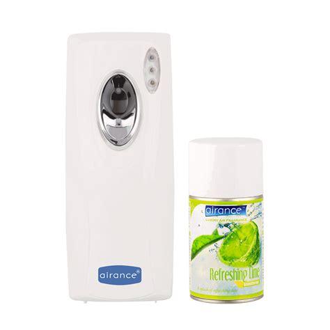 automatic room freshener automatic room freshener dispenser led air freshener refill refreshing lime model air