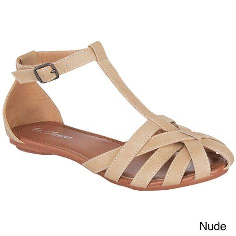 forever shoes forever 2014 new t flat comfort gladiator