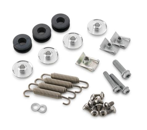 Ktm Parts Fowlers Offroad Ktm Exhaust Parts Kit 250 350 450 500 Exc