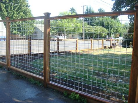 hog wire fence best hog wire fence panels safety idea fence ideas