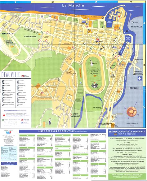 deauville resort map image gallery deauville map
