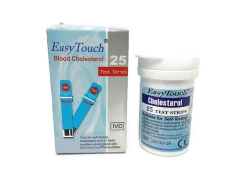 Easy Touch 3 In 1 Alat Cek Cholesterol Asam Urat Gula Darah Praktis easytouch cholesterol test 25 end 2 1 2018 12 00 am