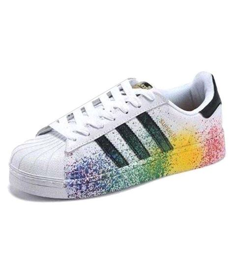 adidas colors adidas superstar splash sneakers multi color casual shoes