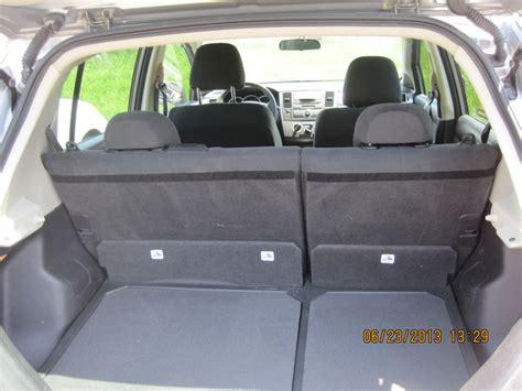 Nissan Versa Hatchback Interior by 2009 Nissan Versa Pictures Cargurus