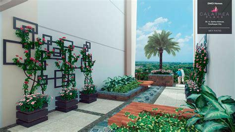 Sky Patio Calathea Place Para 241 Aque City Dmci Homes Online