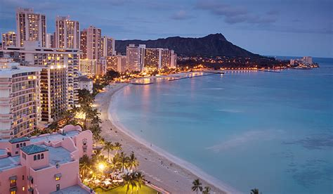 enjoy two nights in beautiful honolulu or including airfare for two for only 1298