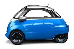 Electric Vehicle Microlino Electric Vehicle By Wim Ouboter 187 Retail Design