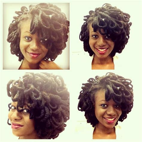 modern dreadlock hairstyles for ladies petal locs loc petals now that s different