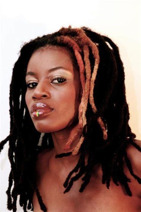 curly rasta hair woman 95 best freeform locs images on pinterest dreadlocks la