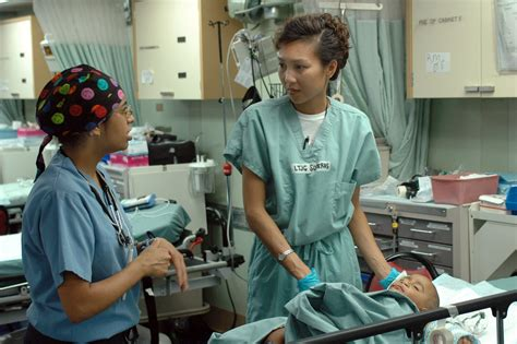 recovery room nursing care file us navy 060702 n 9076b 078 u s navy lt j g cathrine soteras of calif