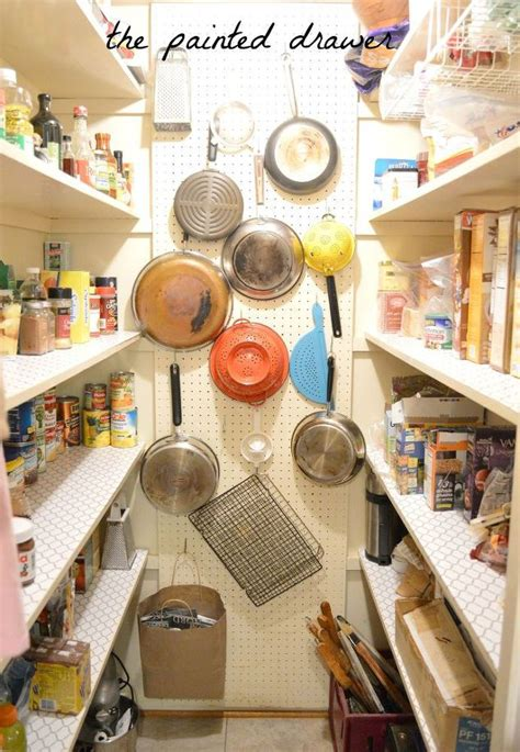 diy kitchen pantry ideas a pegboard and a pantry hometalk