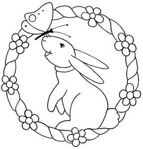 Kostenlose Vorlage Hase Vorlagen Basteln Ostern