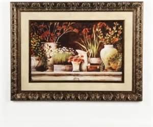 Www Kirkland Com Home Decor Le Fleur Decor Framed Print Traditional Artwork By