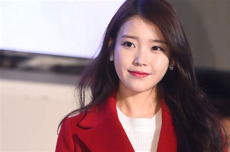 I U by The Reason Why Iu Is Called The Quot Chairman Quot Kpopbehind L