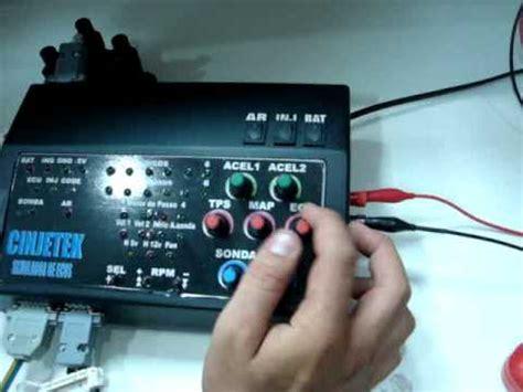 simulador es de prueba ecu simulador de m 243 dulos de inje 231 227 o prot 243 tipo ecu test