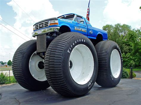 bigfoot 5 truck bigfoots and flatmobiles the s weirdest vehicles