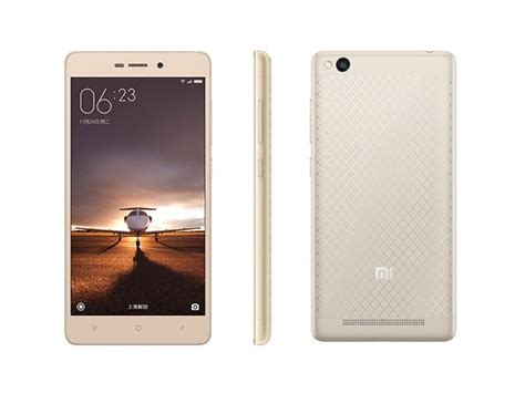 Xiaomi Redmi 3 price, specifications, features, comparison