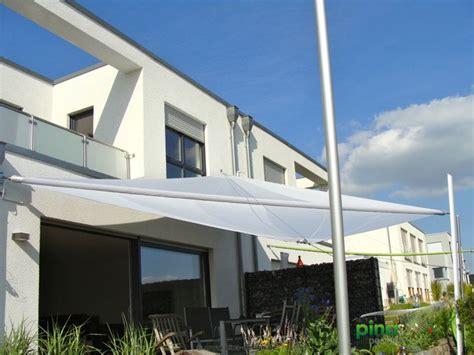 sonnensegel aufrollbar preise sonnensegel in elektrisch aufrollbar 252 ber einer terrasse