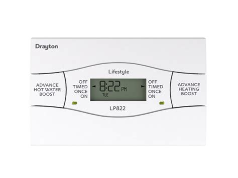 lp822 drayton controls heating controls trvs and