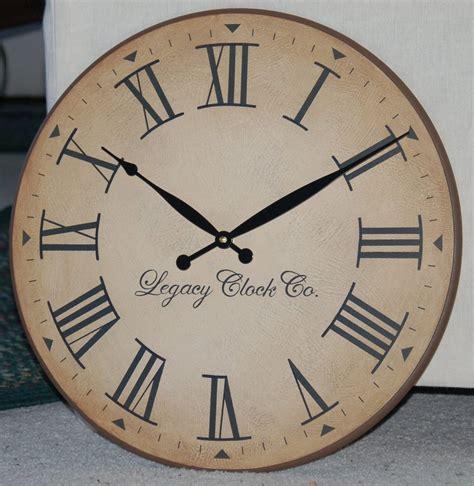 big wall clocks kirklands oversized wall clocks
