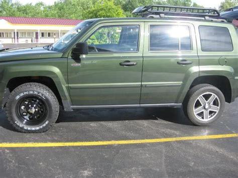 Jeep Patriot Mud Tires 235 70 16 Grabber At2 On Cragar 16x7 With Crdstu Coils