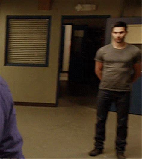 boys locker room yes hoechlin derek hale the boys locker room