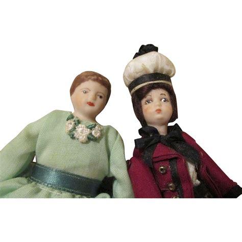 dolls house vintage vintage doll house dolls from nostalgicimages on ruby lane
