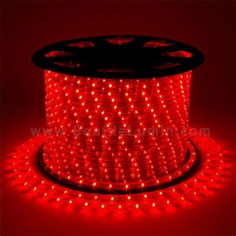 Lu Led Untuk Neon Box led rope light yellow 100 meter 328 foot spool