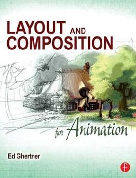 layout composition animation best books on layout background painting for animation