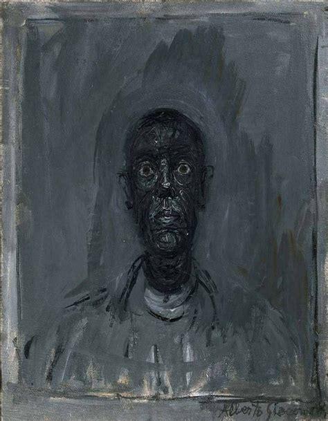 portrait jean genet giacometti draw paint print alberto giacometti head of diego 1961
