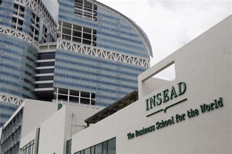 Insead Abu Dhabi Executive Mba by Insead Singapore Cus Insead Office Photo