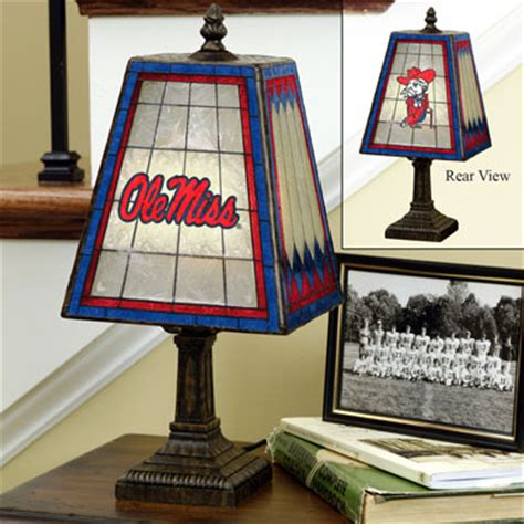 Ole Miss Help Desk by Mississippi Ole Miss Rebels Ncaa College Glass Table L