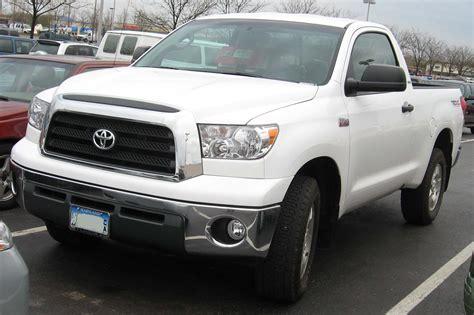 2007 Toyota Tundra Reviews 2007 Toyota Tundra Regular Cab Reviews