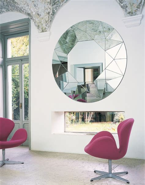 Mirror 01252 Modern Living Room Philadelphia By Usona Mirrors For Room