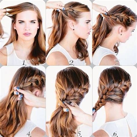 hairstyles and attitudes brunswick 9 easy and cute french braided hairstyles for daily