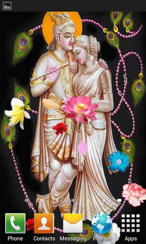 radha krishna themes for android radha krishna live wallpaper android apps on google play