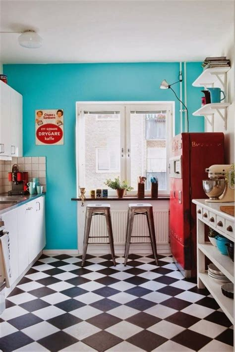 retro kitchen 20 elements to use when creating a retro kitchen