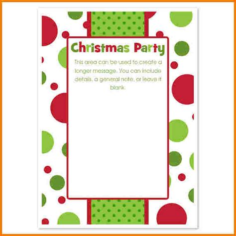 christmas invite template microsoft word invitation template authorization letter pdf