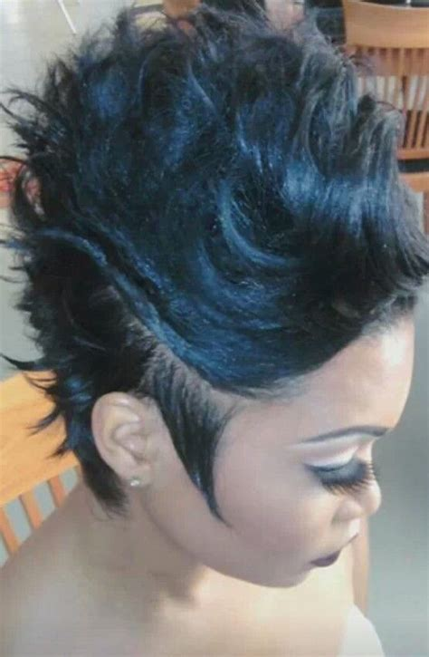 pic of cute short haircuts in atlanta for black women 49 best short hairstyles images on pinterest hair cut