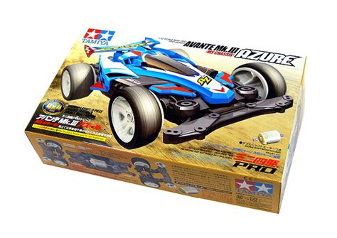 Tamiya Avante Azure tamiya model mini 4wd racing car pro 1 32 avante mk iii azure ms 18626 aa034 mini 4wd rcecho