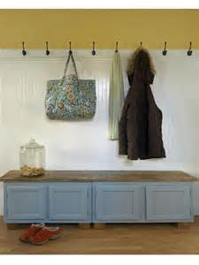 Habitat For Humanity Restore Cabinets 15 Diy Entryway Bench Projects Decorating Your Small Space