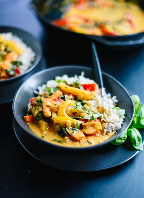 thai curry cookbook 30 delicious thai curry recipes that you can enjoy from anywhere in the world books thai curry recipe with vegetables cookie and kate