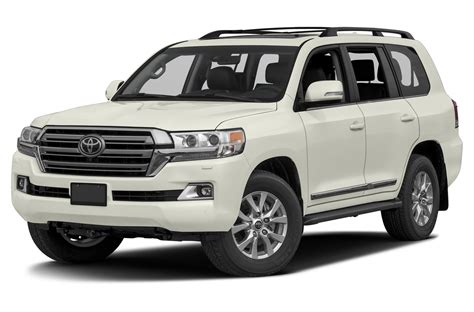 2016 Toyota Land Cruiser Price Photos Reviews Features