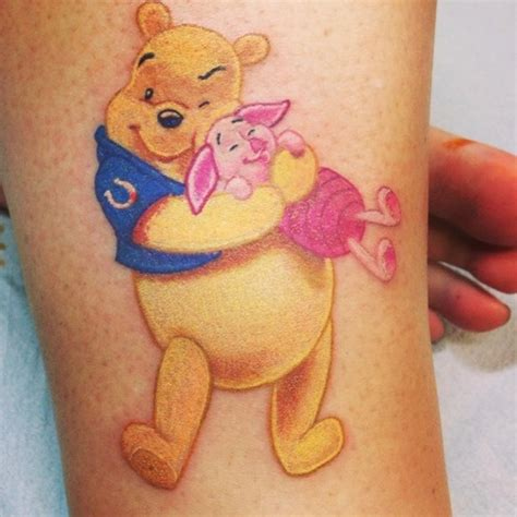 pooh bear tattoo 1000 images about winnie the pooh tattoos on