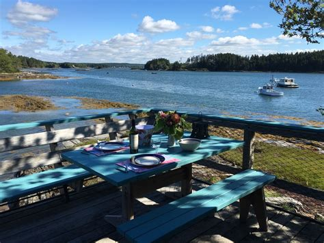 Calendar Islands Maine Lobster Quintessential Maine Lobster Boats Birds Vrbo