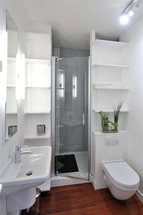 small bathroom inspiration petite salle d eau des am 233 nagements bien pens 233 s c 244 t 233
