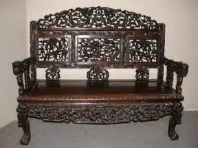 antique furniture japan carved chairs antique antiques center