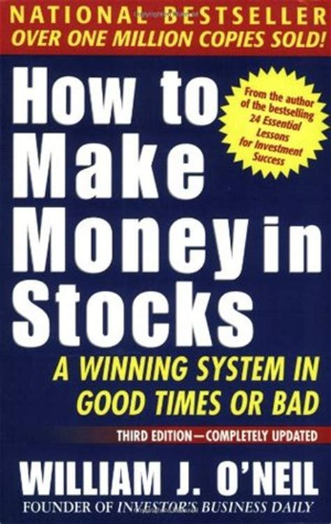 How To Make Good Money Online For Free - free reading how to make money in stocks a winning system in good times or bad