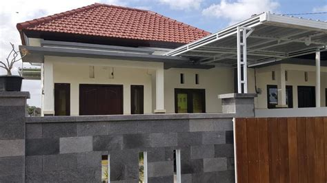 Murah Baru rumah baru minimalis murah denpasar jalan nuansa kori iii denpasar utara denpasar bali 2